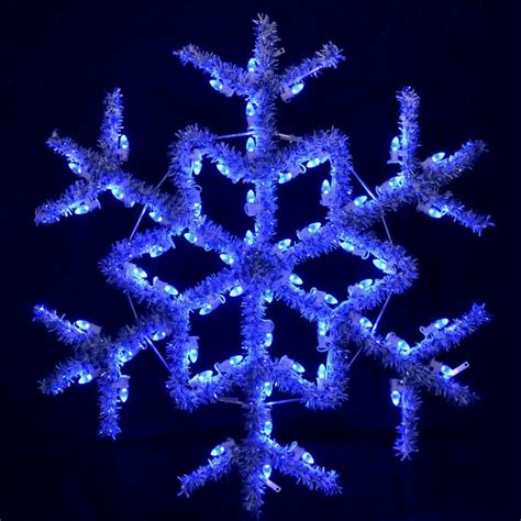 Snowflake Lights Outdoor Large Image Gallery Large Snowflake Light
