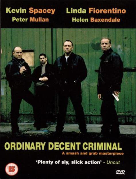 An Ordinary Decent Criminal ordinary decent criminal 2000 on collectorz