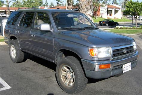 Toyota 4runner 1996 Chappysteve S 1996 Toyota 4runner Page 2 In Laguna Niguel Ca