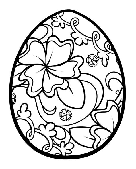 easter coloring pages full clipart panda  clipart