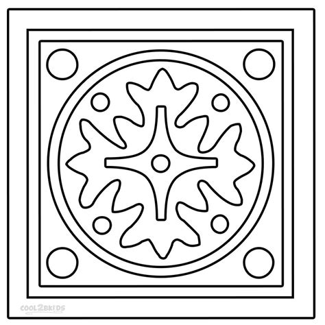 rangoli patterns coloring pages free rangoli pattern coloring pages
