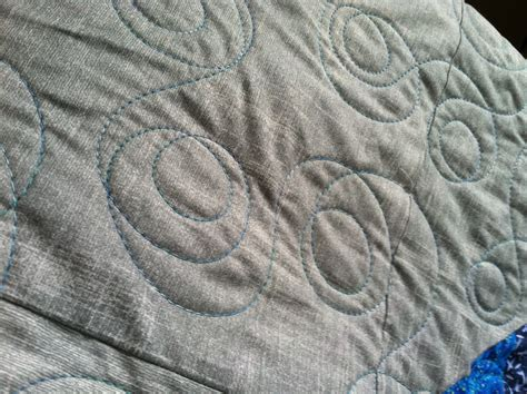 Free Motion Quilting by Free Motion Quilting Swirls And Circles Quilt Addicts