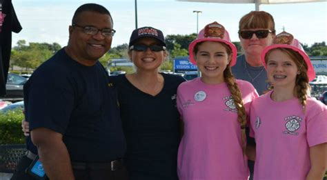 Walmart Gift Card Donation Request - palm bay firefighters community benevolent inc holds ladder climb to raise money