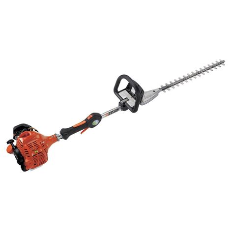 home depot paint trimmer echo 20 in 21 2 cc gas hedge trimmer shc 225s the home