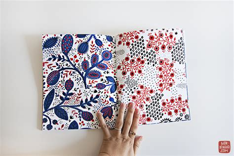 Patterns In C Book   dinara mirtalipova s book of patterns uppercase