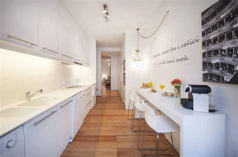 Arredare Una Cucina Lunga E Stretta by Arredare La Cucina Per Un Ambiente Stretto E Lungo
