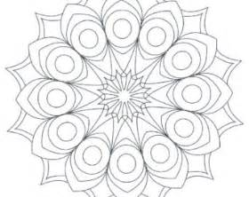 simple printable coloring pages adults gel pens tocolor