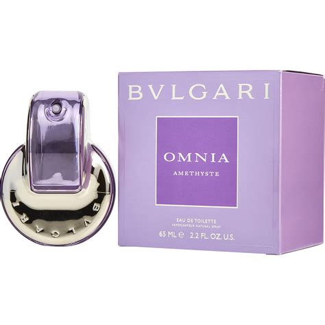 Parfum Bvlgari Omnia bvlgari omnia amethyste eau de toilette fragrancenet 174