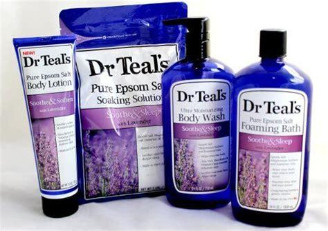 Dr Teal S Wash Detox by Dr Teals Epsom Salt Complete Set Soaking Solution