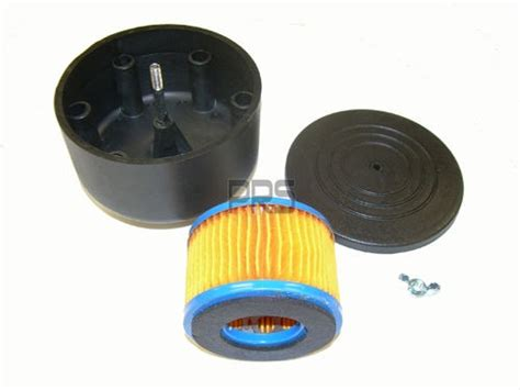 new 1 2 quot air compressor intake replacement filter and plastic housing ebay