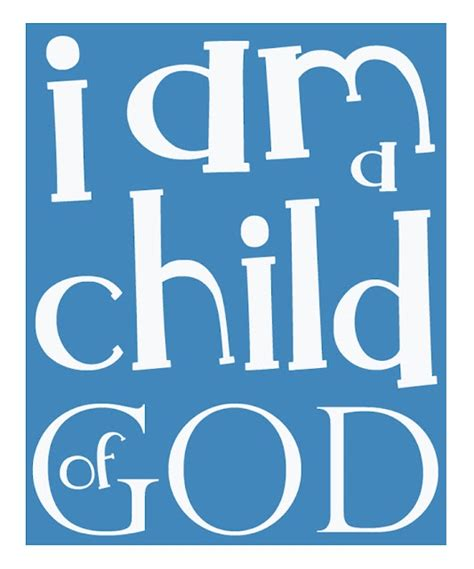 child of god i am a child of god printable children rooms