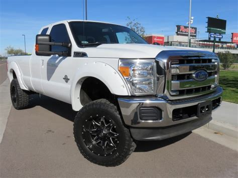 Sale L 37 4 2012 ford f350 duty xlt 6 7l diesel 4 215 4 supercrew 4 lift 35 tires for sale