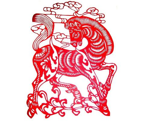 chinese zodiac picture horse china culture pictures