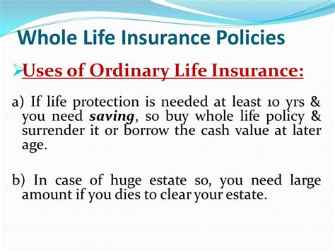whole life policy whole life policy interior design