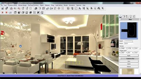 Realistic 3d Home Design Software best interior design software youtube