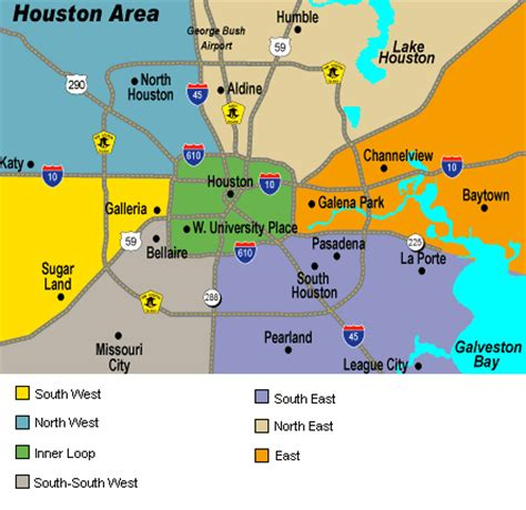 houston texas map and surrounding areas personal touch desserts catering delivery