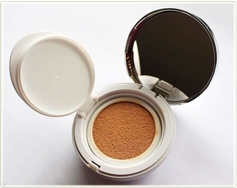 Lipstik Cushion Seri 4 thefaceshop water cushion foundation review makeup your mind