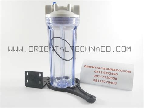Housing 10 Clear Drat 3 4 Wl10 jual housing filter nanotec 10in clear
