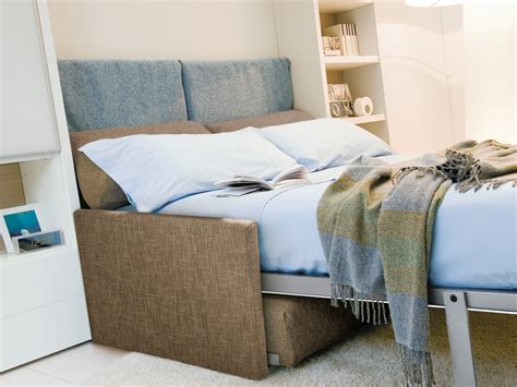 pull down beds pull down double bed penelope sofa by clei design giulio