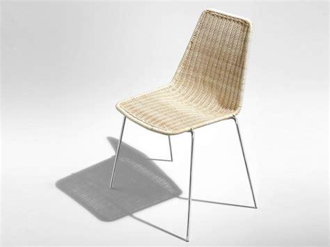 sedie in midollino sedia in midollino by horm it design sth
