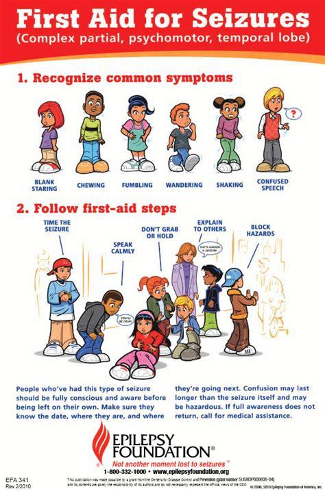 epilepsy first aid
