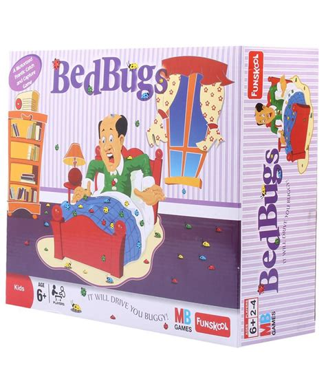 bed bugs game funskool bed bugs board game multi colour best price in india on 13th january 2018