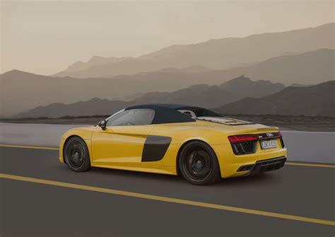 Audi R8 Quattro Preis by Audi R8 Spyder Preise Bekannt E Tron Eingestellt Alles