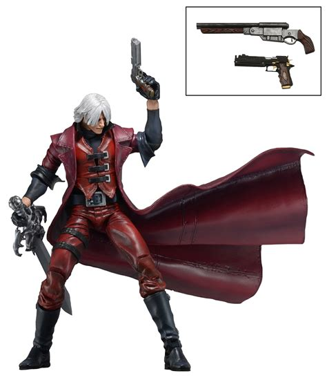 Figure Neca May Cry Dante 30 Points Articulation New Photos And Info For May Cry Dante From Neca