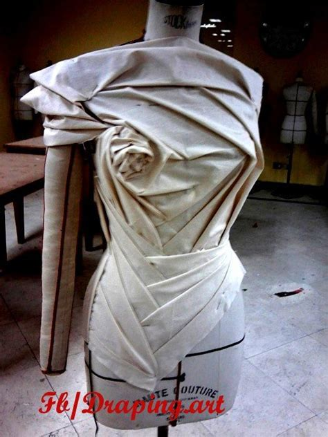 draping dress form draping origami and dress form on pinterest