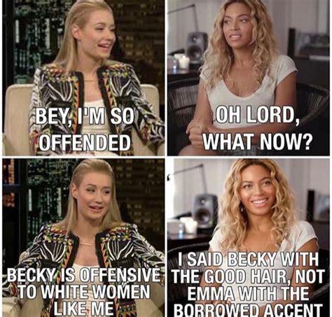 Beyonce New Album Meme - memes about lil kim iggy azalea beyonce and drake hiphopdx