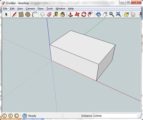 sketchup layout in mm family projects makerbot sketchup to replicatorg workflow