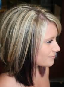 medium length stacked bob hairstyles stacked medium length haircuts