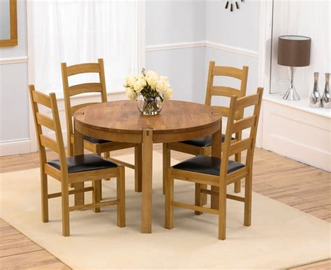 round dining room chairs round kitchen table sets for 4 affordable round dining