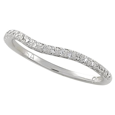 midwest distributors curved wedding bands