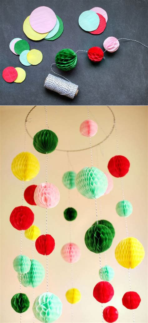How To Make Birthday Decorations Out Of Paper - 40 diy ways to host the best new year s part ii