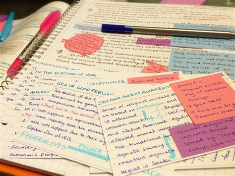 how to make study cards 168 best school images on colleges and
