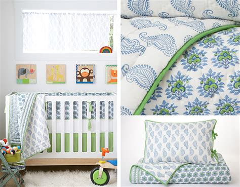 boho crib bedding rikshaw design nursery bedding for the bohemian baby party invitations ideas