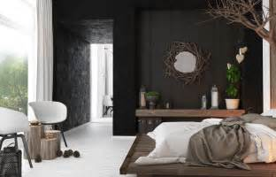 Modern Rustic Bedroom Rustic Modern Bedroom Interior Design Ideas
