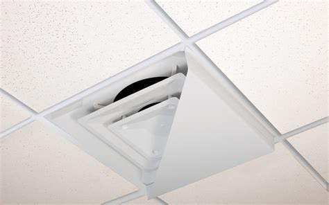 Air Vent Deflector Ceiling by Corner Air Diverters
