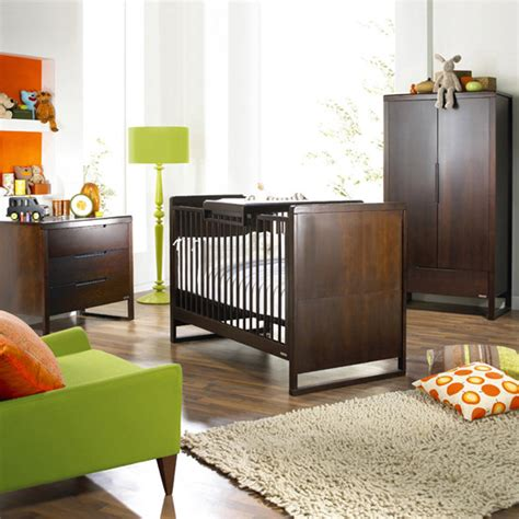 Modern Nursery Furniture Sets Silhouette Nursery Furniture Set Modern Bedroom Other Metro By Adorable Tots