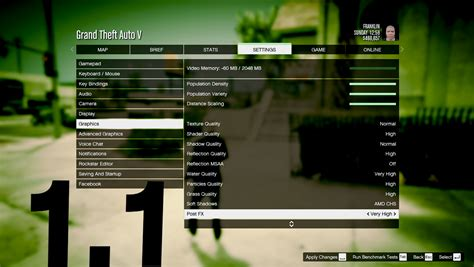 best gta best high settings for medium and low pc 3 1 4 gta5 mods