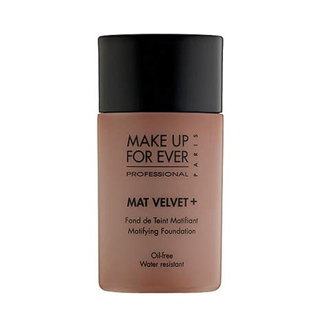 Makeup Forever Mat Velvet by Make Up For Mat Velvet Matifying Foundation 75