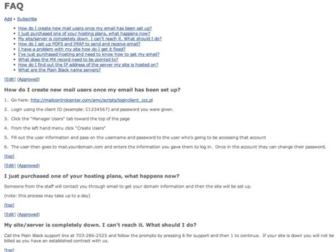 faqs template model frequently asked questions template