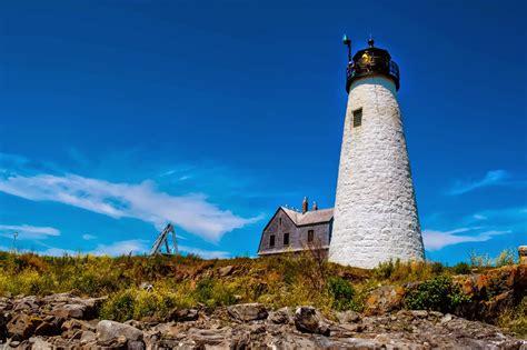 Wood Island Light Maine Lighthouses And Beyond Wood Island Lighthouse