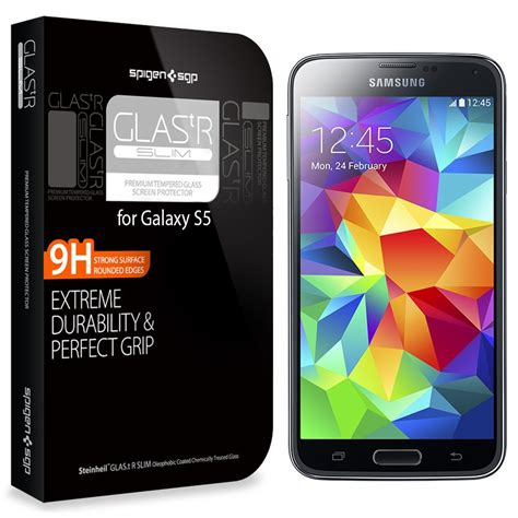 Spigen Galaxy S5 Screen Protector Ultra Steinheil best samsung galaxy s5 cases on discounted price coming more