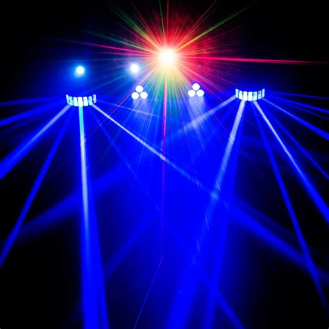 to light system chauvet dj gigbar 2 4 in 1 complete effect light system