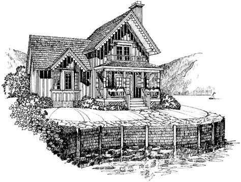 gothic revival home plans at eplans com victorian house eplans gothic revival house plan sweet lakeside cottage