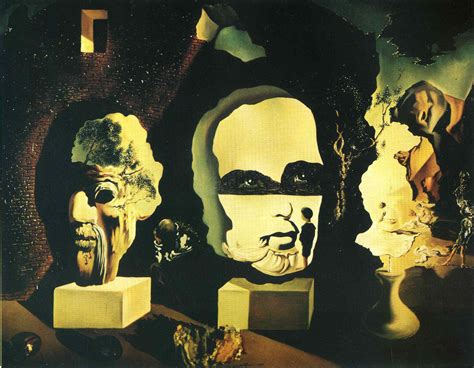 3 Paintings By Salvador Dali by The Three Ages 1940 Salvador Dali Wikiart Org