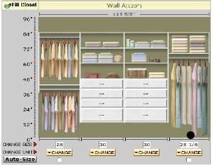 Custom Awnings Closet Design Storage Design Walkin Closet Design