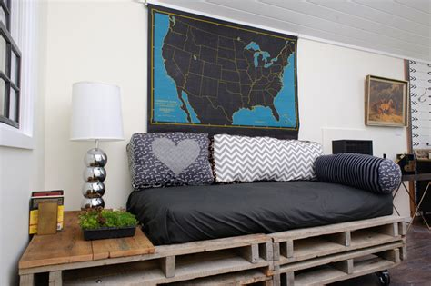 DIY. Design ideas for your home with pallets ? Decoholic Girl